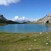 Partite dal camping La Rochette di Guillestre per fare il tour del Queyras e vedere il lago di Baricle.