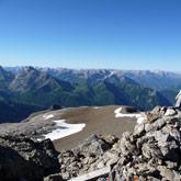 Scoprite le montagne delle Hautes-Alpes, in particolare quelle del Queyras, durante il vostro soggiorno al camping La Rochette