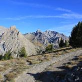 Bekijk de Ubaye vallei en de campings in Guillestre en omgeving.